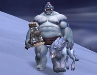 Image of Grimfrost Wolfslayer