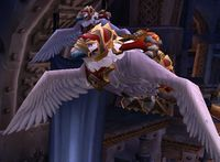 Image of Ironforge Gryphon Rider