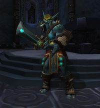 Image of Zandalari Warrior