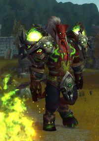 Image of Flameweaver Verathix