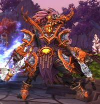 Image of Kaavu the Crimson Claw