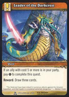 Leader of the Darkcrest TCG Card.jpg