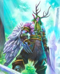 Malfurion Stormrage Wowpedia Your Wiki Guide To The World Of