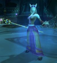 Image of Phasing Cleric