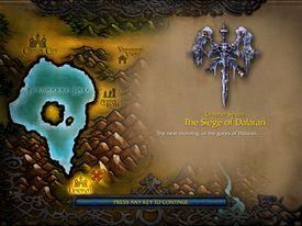 The Siege of Dalaran (WC3 Undead)