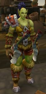 Image of Warspear Grunt