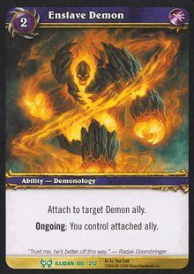 Enslave Demon TCG Card.jpg
