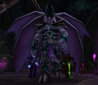 Image of Illidari Nightlord