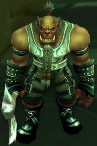 Image of Kradu Grimblade