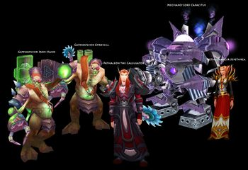 Mechanar - Wowpedia - Your wiki guide to the World of Warcraft