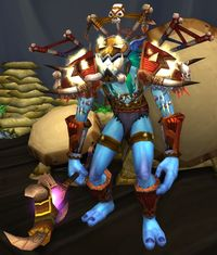 Image of Shadow Hunter Mezil-kree