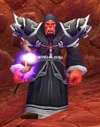 Image of Shattered Hand Warlock