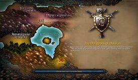The Dungeons of Dalaran (WC3 BloodElf)