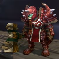 Image of Warsong Battleguard