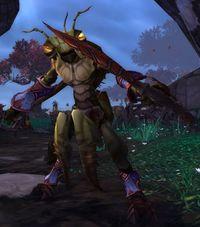 Image of Sik'thik Bladedancer