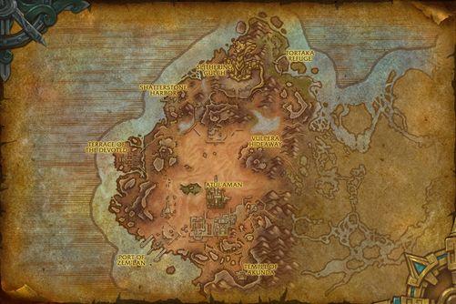 Vol'dun map