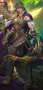 Image of Alleria Windrunner