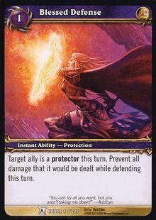 Blessed Defense TCG Card FoH.jpg