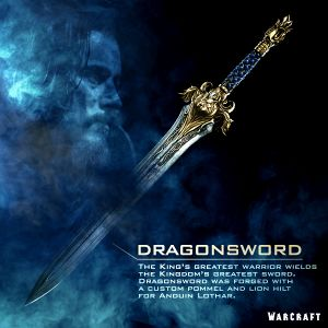 Dragonsword Wowpedia Your Wiki Guide To The World Of Warcraft
