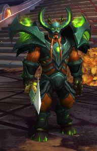 Image of Burning Throne Executioner