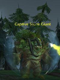 Image of Captive Stone Giant