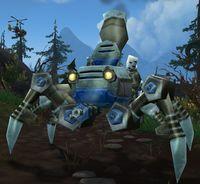 Image of Gnomish Spider Tank