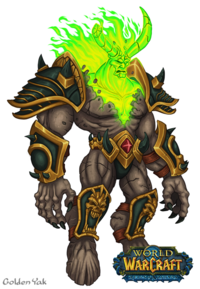 Image of Avatar of Sargeras