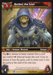 Keldor the Lost TCG Card.jpg