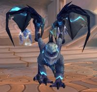 Image of Young Storm Dragon