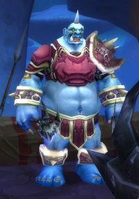 Image of Captain Bo'kar