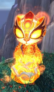 Image of Burning Pandaren Spirit