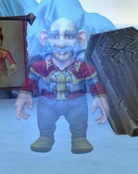Image of Cheerful Gnome Spirit