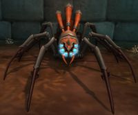 Image of Silver Arachnodrone
