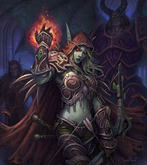 Forsaken - Wowpedia - Your wiki guide to the World of Warcraft