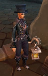 Image of Boralus Lamplighter