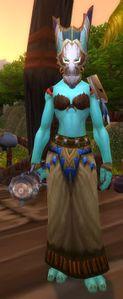Image of Priestess Hu'rala