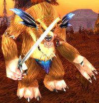 Image of Timbermaw Warrior