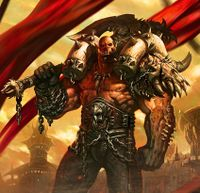 Image of Garrosh Hellscream