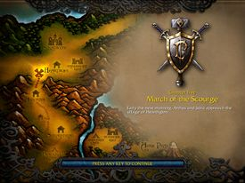 March of the Scourge (WC3 Human)