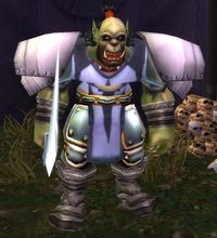 Image of Argent Officer Garush