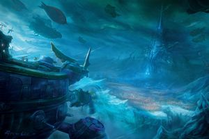 Icecrown Citadel - Wowpedia - Your wiki guide to the World of Warcraft