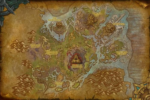 Nazmir map