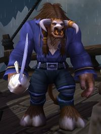 Image of First Mate Oxswain
