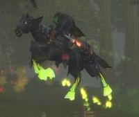 Image of Shade of the Horseman