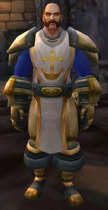 Image of Commander Roberts