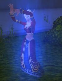 Image of Ghostly Blood Elf Celebrant