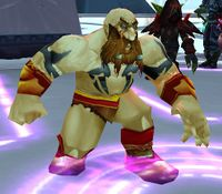 Image of Unarmed Gladiator
