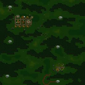 The Forest of Elwynn (WC1 Human)