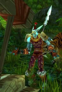 Image of Gurubashi Headhunter