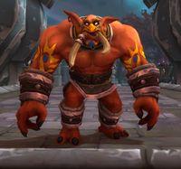 Image of Korrak the Bloodrager